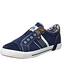 Mens 47200 Slip on Trainers Xti