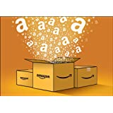 Amazon.co.uk Gift Card - In a Greeting Card - £50 (Amazon Boxes)