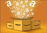 Amazon.co.uk Gift Card - In a Greeting Card - £25 (Amazon Boxes)