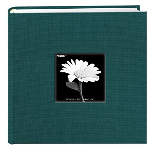Pioneer Pocket Stoff Rahmen Cover Foto Album Majestic Teal