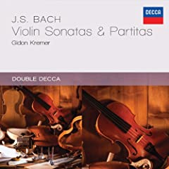 J.S. Bach: Partita for Violin Solo No.3 in E, BWV 1006 - 3. Gavotte en Rondeau