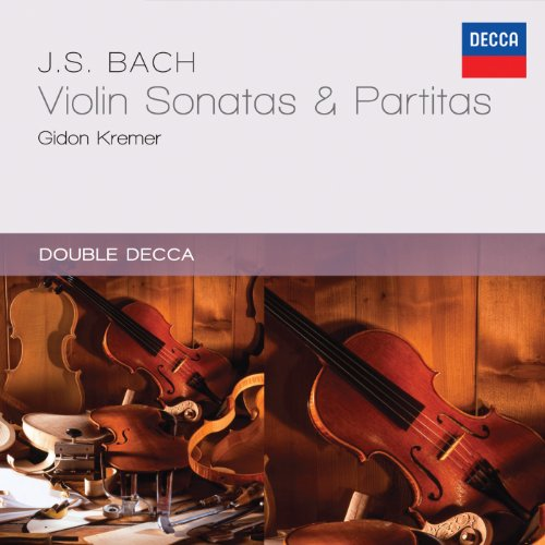 J.S. Bach: Sonata for Violin Solo No.2 in A minor, BWV 1003 - 4. Allegro