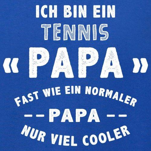 Ich bin ein Tennis Papa - Herren T-Shirt - 13 Farben Royalblau