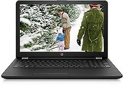 HP 15-BS580TX 2017 15.6-inch Laptop (6th Gen Core i3-6006U/8GB/1TB/Windows 10 Home/2GB Graphics), Sparkling Black