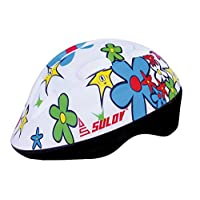 SULOV Unisex-Youth Helma-JUN-S3 Cycling Helmet Junior, Size-Small, Color-White