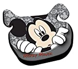 Disney Baby Universal Baby Booster Seat Mickey Group 2/3 15-36 Kg (36 Months, Grey)