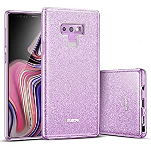 b866645480d4d2 ESR Samsung Galaxy Note 9 Case, Glitter Sparkle Bling Case Protective Cover  [Three Layer