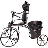 suchergebnis auf f r blumen fahrrad gartendeko garten. Black Bedroom Furniture Sets. Home Design Ideas