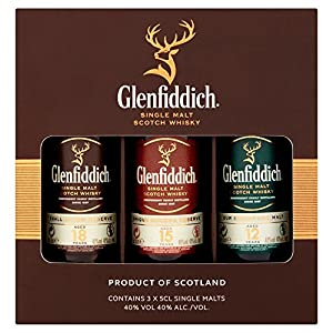 Glenfiddich Mix Scotch Whisky, 5 Cl from William Grant & Sons Ltd