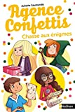 Chasse au énigmes: 6 (GF 8-10 ANS) (French Edition)