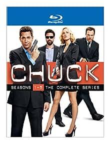 Chuck: Collector Set USA Import REGION A