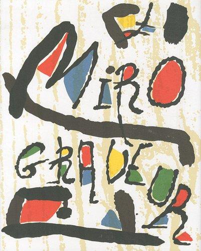 Miró engraver