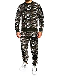 MT Styles ensemble survêtement Camouflage CAMOU-SHAK MA-2097