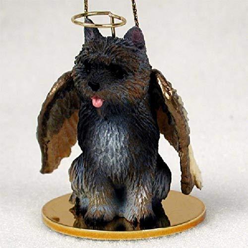 Cairn Terrier Angel Hund Ornament-Brindle -
