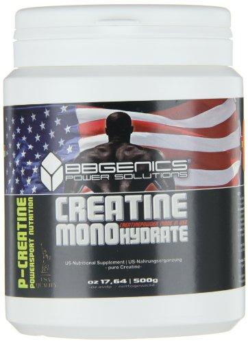 BB Genics Creatine Monohydrate