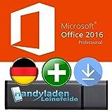 Microsoft Office Professional 2016 Plus ISO USB. 32 bit & 64 bit - Original Lizenzschl�ssel mit bootf�higen USB Stick von - HANDYLADEN-LEINEFELDE Bild