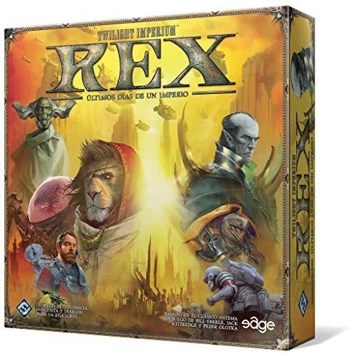 Rex Final Days of an Empire Brettspiel ()