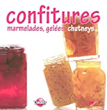 Confitures, marmelades, gelées, chutneys...