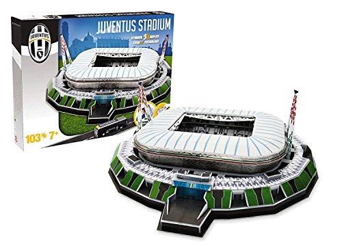 Giochi Preziosi - Nanostad Puzzle 3D Stadio, Juventus Stadium