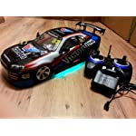RC DRIFT Radio Control 1:14 4WD Electric Powered Remote Control Nissan Skyline Fast And Furious Drift Car