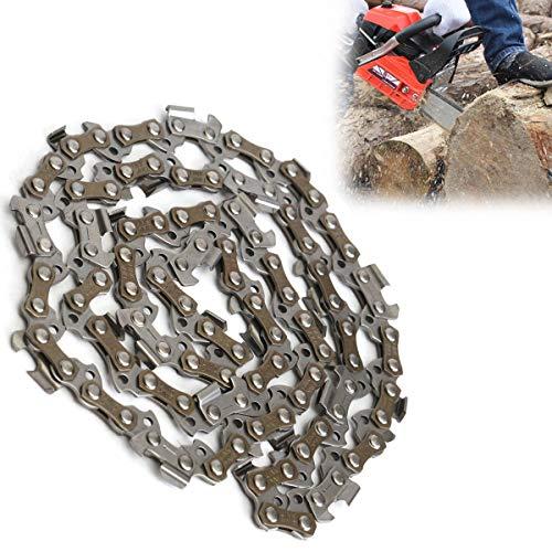 EgBert 14 ' ' 50 Enlaces Drive Links 3/8 Pitch Gauge 0.050 ' ' ' Cadena Motosierra Chain Saw - 50 Drive Links