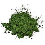 Lienzos Levante 0210121022 - Pigmento puro en tarro de 100 ml, 22, color verde óxido de cromo