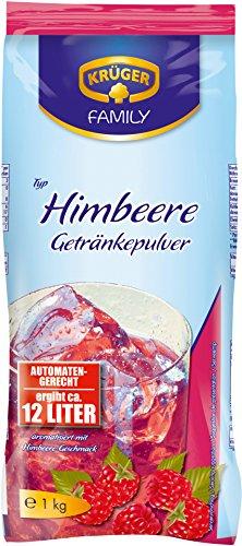 Krüger - Himbeere Getränkepulver - 1kg