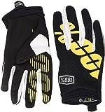 Inconnu 100% iTrack Kinder Handschuhe neon Yellow/Black, M