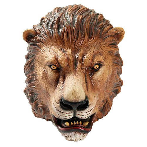Animal Instincts Lion Adult Costume Mask
