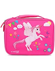 Hamster London Lunch Box Bag with Zippered Closure (24x17x7.5 cm)