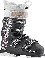 Rossignol Alltrack 80 W - Botas de esquí para mujer, color negro