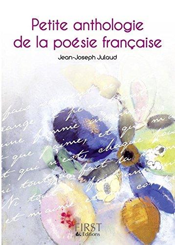 Le Petit Livre de - Petite anthologie de la Poésie par Jean-Joseph JULAUD
