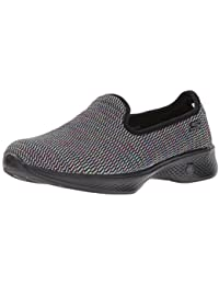 Skechers Damen Go Walk 4-Attraction Ausbilder