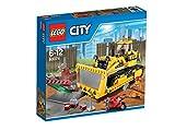 City Demolition Bulldozer, Multi Color
