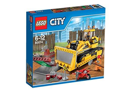 Preisvergleich Produktbild LEGO City 60074 - Bulldozer