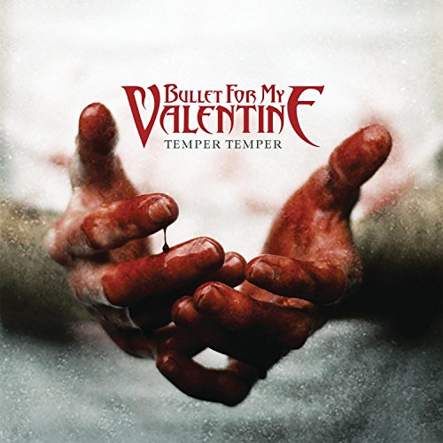 Bullet for My Valentine: Temper Temper (Deluxe Version) (Audio CD)