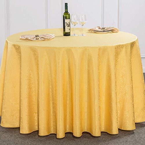 aurant Hotel Tuch Restaurant, Kationische Europäische Home Conference Hotel Runde (Farbe: 07, Größe: Kreis 260cm) ()