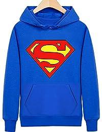 Superman Kapuzenpullover Hooded Sweatshirt Kult