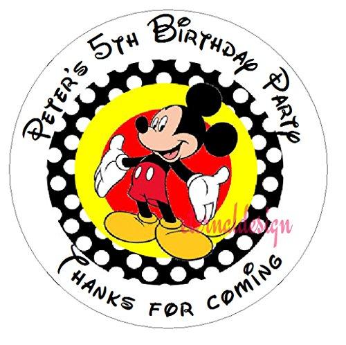 eternal-design-personalizzato-bambini-festa-di-compleanno-bianco-lucido-adesivi-kbcs-111-6-per-pack-