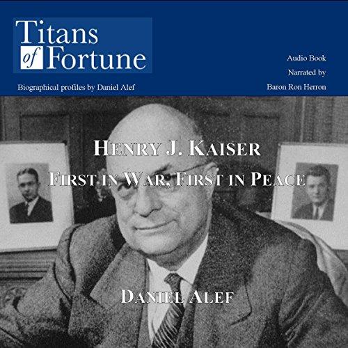 Henry J. Kaiser  Audiolibri