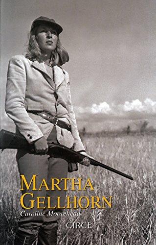 Portada del libro Martha Gellhorn (Biografía)