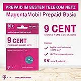 Telekom Magenta Mobil Prepaid Basic (SB) Prepaid Karte