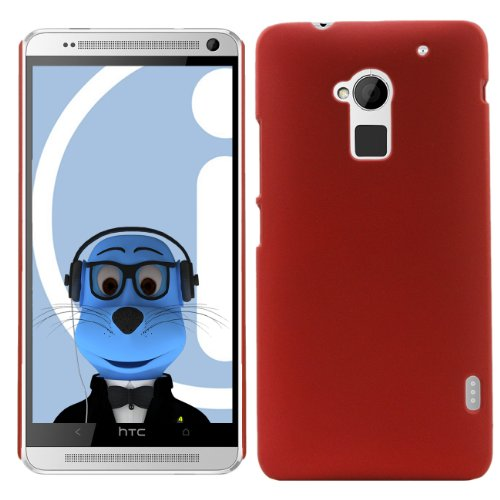 italkonlne-htc-one-max-red-hard-strong-super-slim-tough-back-cover-skin-protective-case