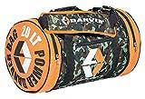 Danver Power Tasche mit Tarnmuster XS Mimetico/Arancione