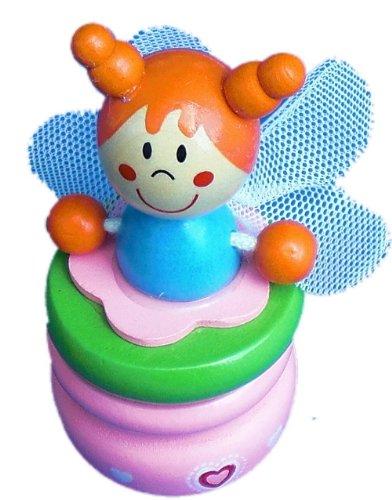 Bieco 23-022108rox- Milchzahndose Meerjungfrau, rosa