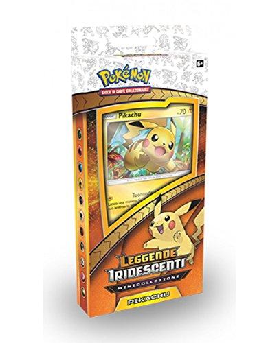 Pokemon SM3.5 Leggende Iridescenti Minicollezione Pikachu (IT)