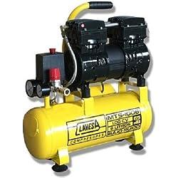 Compresor silencioso Clavesa MTS-1006 (6 litros 1 caballo)