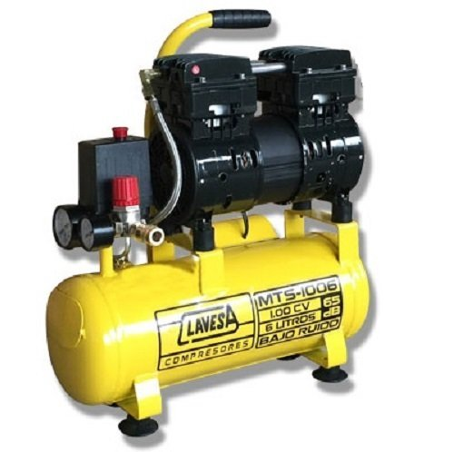 clavesa-mts-1006-compressore-silenzioso-6-litri-1-cv
