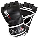 Hayabusa Ikusa MMA Gloves, Men, Black