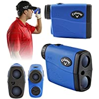 Callaway Laser 200 Golf Rangefinder Lightweight Scope Compact Range Finder